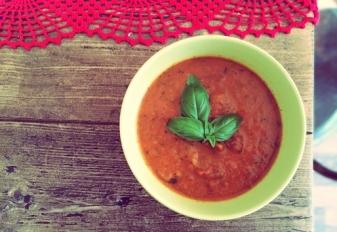 soup hot
