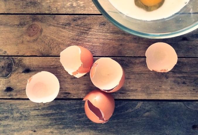 eggs crop