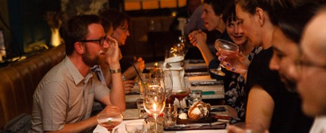 Last Secret Supper Club- 27th August