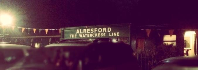 arlesford sign